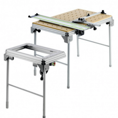 Festool MFT3 Consists of 495315 & 495512 Multi-function Workbench With Table Extension 574879  Work Benches