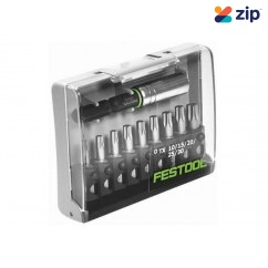 Festool TORX+BH60-CE - 10pc CENTROTEC Torx Drive Bit Box 493261 Centrotec Drill Bits & Accessories
