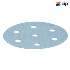 Festool STF D90/6 P40 GR/50x - 90mm 6 Hole P40 Granat Abrasive Disc 497363  Abrasives & Pads