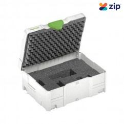 Festool SYS1VARI - Systainer SYS 1 T-Loc Diced Foam Storage Box 497693 Festool Accessories