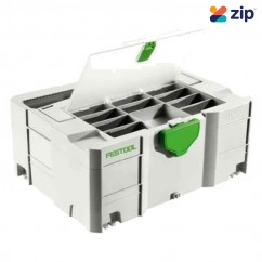 Festool SYS 2 T-Loc Storage Box Systainer With Lid 497852