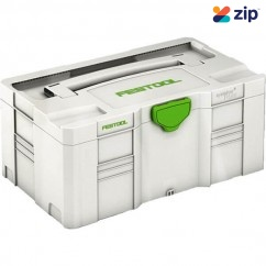 Festool SYSMidi3T-Loc - Systainer Midi 3 T-Loc Workshop Tool Boxes & Trolleys