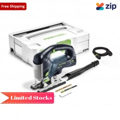Festool PSB 420 EBQ-Plus - 550W CARVEX Jigsaw D Handle 561612 240V Jigsaws