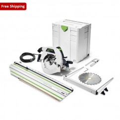 Festool HK 85 EB-Plus-FSK420 - 240V 230mm Corded Circular Saw 574666 240V Circular Saws
