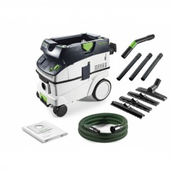 Festool CT26EHEPA - CT 26L HEPA Class Dust Extractor 583494 Dust Extractors for Power Tools