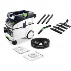 Festool CT 36 E AC-LHS - CTL 36 AutoClean PLANEX Easy Dust Extractor 574934 Vacuums