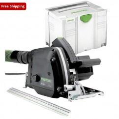 Festool PF 1200 E-Plus FS - 240V 1200W Aluminium Milling Machine Plus FS 575003 Other Power Tools