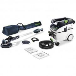 Festool LHS E 225 EQ + CT 36 SET - Planex Easy Long Reach Sander & CTL 36 Extractor Set 575418 Dust Extraction & Vacuums