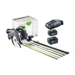 Festool HKC 55 EB Li 5.2Ah SCA8-Plus FSK 420 - HKC 55 160 mm Cordless Circular Saw Plus Li SCA8 FSK 575762