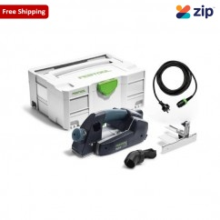 Festool EHL 65 EQ-Plus - EHL 65mm Single Handed Planer in Systainer 576603 Planers