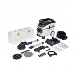 Festool LHS 2 225/CTM 36-Set - 225mm PLANEX Drywall Sander With M Class Dust Extractor Combo Kit 576702