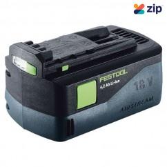 Festool  BP18Li6.2AS - 18V Li-Ion 6.2Ah Airstream Battery 201774 Batteries & Chargers