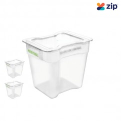 Festool VAB-20/3 - 3 Pack 20L Cyclone Waste Container Set For CT-VA 204295