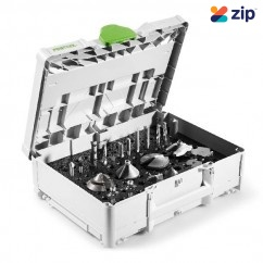 Festool SYS3-OF D8/D12 - Systainer3 SYS 1 Router Cutter Storage Box 576835