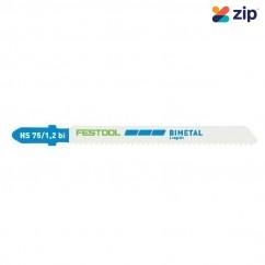 Festool HS 75/1.2 BI/20 - 20 Pack 75mm x 1.2mm Aluminium Jigsaw Blade 204271