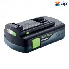 Festool BP18Li3.1C - 18V 3.1Ah Compact Battery pack 201789 Batteries & Chargers