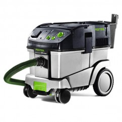 Festool CTL 36 E LE - 36l LE HEPA Class Dust Extractor for Air Tools 201623 Dust Extractors for Power Tools