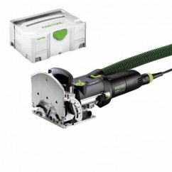 Festool DF 500 Q-PLUS AUS - DOMINO Joining System 574328 240V Biscuit Joiners & Domino