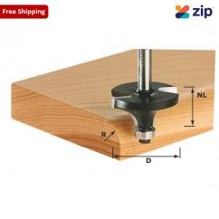 Festool HWS12D63/32/R25 - 12mm TC Shank Ogee Cutter 491107