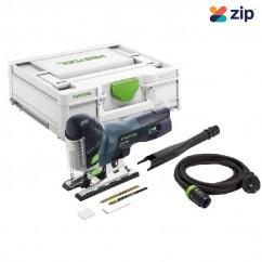 Festool PS 420 EBQ-Plus - 550W Barrel Grip Jigsaw in Systainer 576184