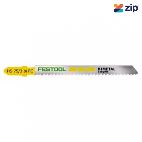 Festool HS 75/3 BI-FC/5 Jigsaw Blade Festool Jigsaw Accessories