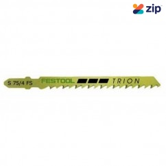 Festool S 75/4 FS/100X - 75mm 100 PCE Jigsaw Blade 493523