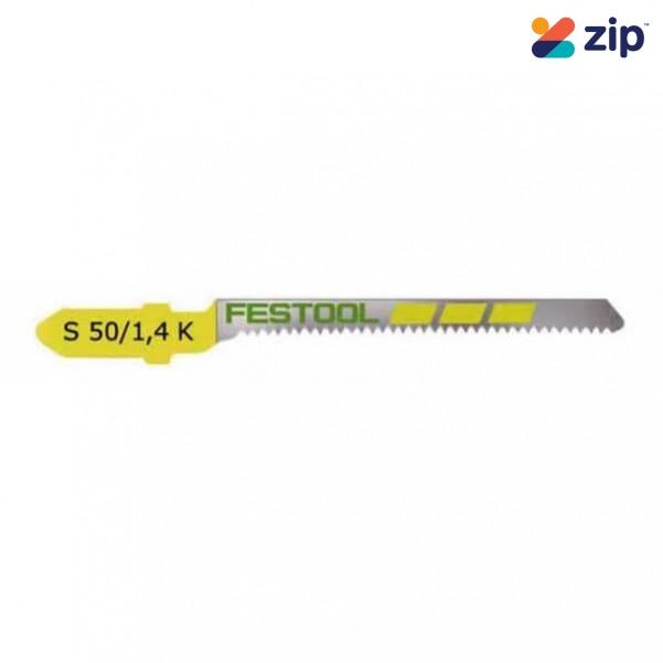Festool 4 K/5 Jigsaw BladeS 50/1 486564 Festool Jigsaw Accessories