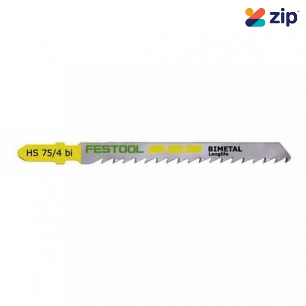 Festool HS 75/4 BI/5 Jigsaw Blade 486553 Festool Jigsaw Accessories