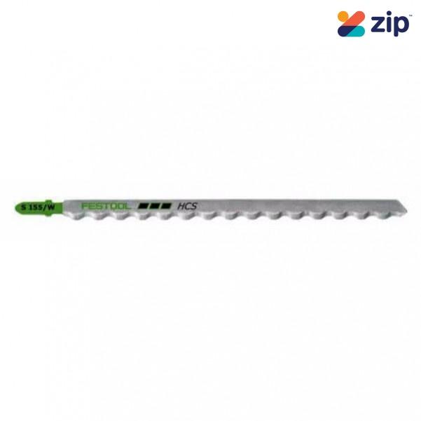 Festool S 155/W/3 Jigsaw Blade 493656 Festool Jigsaw Accessories