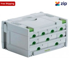 Festool SYS 3-SORT/9 Sortainer 491985 Workshop Tool Boxes & Trolleys