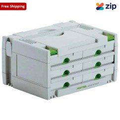 Festool SYS 3-SORT/6 Sortainer 491984 Workshop Tool Boxes & Trolleys