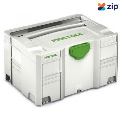 Festool SYS 3 T-Loc Systainer Storage Box 497565 Workshop Tool Boxes & Trolleys