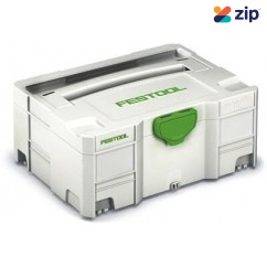 Festool SYS 2 T-Loc Systainer Storage Box 497564 Workshop Tool Boxes & Trolleys