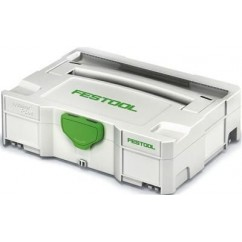 Festool SYS 1 T-Loc Systainer Storage Box 497563 Workshop Tool Boxes & Trolleys
