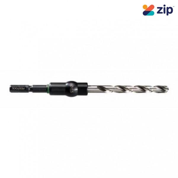 Festool HSS D 3/33 CE/M-Set 3mm Twist Drill Bit Set Centrotec Drill Bits & Accessories
