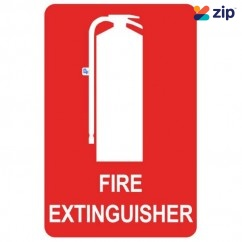 FlameStop SILS-AD - 225mm×150mm Small Fire Extinguisher Location Sign Others