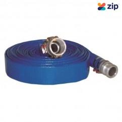 Flextool FT200032-UNIT - 50MM x 20 Metres Assembly Layflat PVC Hose Hoses & Hose Reels