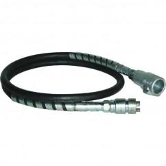 Flextool FT201804-UNIT - 6m Flexshaft Pump & Vibrator Extension FES-2