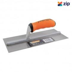 Flextool FT41002O-UNIT - 280mm x 120mm ProSoft Open Handle Square Trowel Concrete Hand Tools