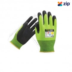 Force 360 GFPR103L - CoolFlex AGT Ultra Hi Vis Glove L