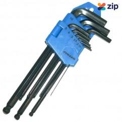 Fuller 130-7609 - 9 Piece Long Arm Metric Hex Key Set