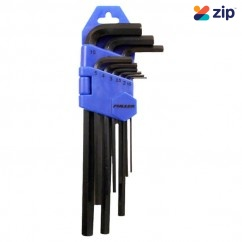 Fuller 130-7610 - 9 Piece Long Arm Metric Hex Key Set with Holder