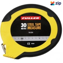 Fuller 750-2331 - 30m Steel Tape Measure with Case