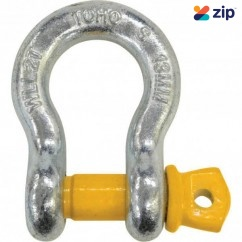 Toho GSSB13-2.0T - 13mm 2.0T Grade S Bow Shackle