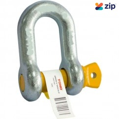 Toho GSSD06-0.5T - 6mm 0.5T Grade S Dee Shackle Lifting Equipment
