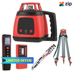 GENERAL A1 - Red Horizontal Rotary Laser 70005