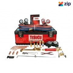 TESUCO TE208007 - Welding/Heating/ Cutting Kit Oxygen/ Fuel Gas GWKOA Welding Machines