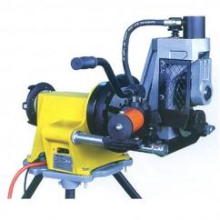 "Garrick RG12A – 2"" - 12"" NB Hydraulic Roll Grooving Attachment Power Drive"