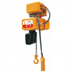 Toho TECH0206-ET - 2T 6M Electric Chain Hoist with Electric Trolley
