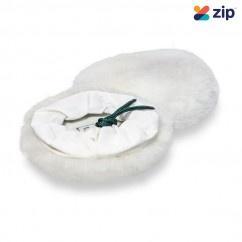 "Geiger FP40005 - 5"" (125mm) Merino Wool Sheep Skin Polishing Bonnet Air Tool Accessories"
